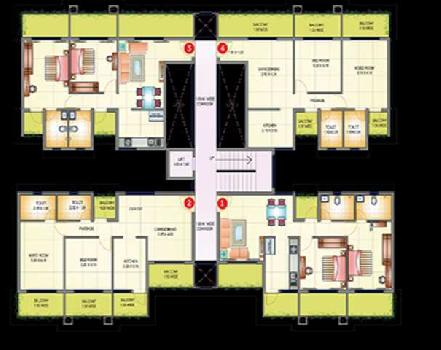2 Bhk flat 102sqmt for Sale in Old-Goa, North-Goa (44L)