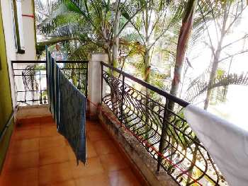 1 Bhk 62sqmt flat furnished for Sale in Candolim, North-Goa.(45L)