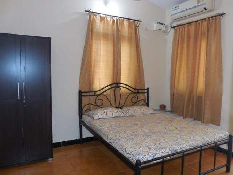 2 Bhk 95sqmt flat furnished for Sale in Calangute, North-Goa.(65L)