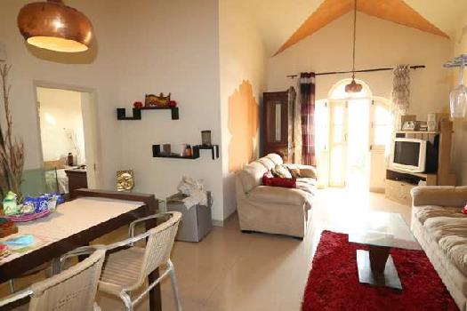 2 Bhk Riverview flat furnished for Rent in Betim, North-Goa.(35k)