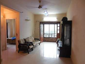 1 Bhk 65sqmt flat Semi-furnished for Rent in Mapusa, North-Goa.(13k)