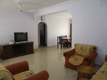 2 Bhk 100sqmt flat furnished for Rent in Porvorim, North-Goa (20k)