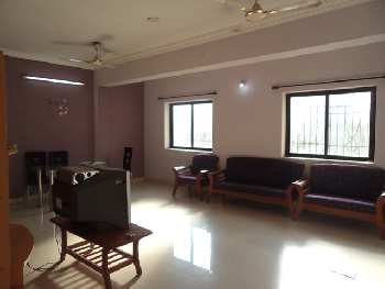 2 Bhk 85sqmt flat fully furnished for Rent in Taleigao, North-Goa.(20k)