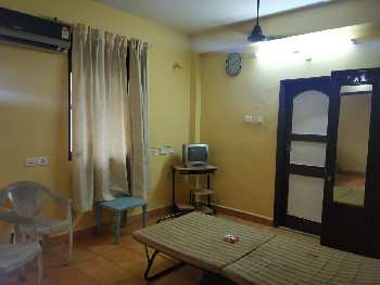 Studio flat 28sqmt for Rent in Calangute, North-Goa (12K)