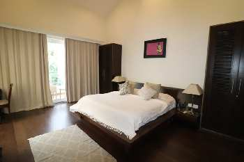 3 Bhk Row Villa with private pool for Sale in Siolim, North-Goa.(3.85Cr)