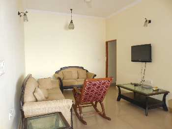 2Bhk 120sqmt Seaview flat furnished for Rent in Donapaula, North-Goa.(40k)