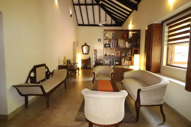 4Bhk Independent Bungalow furnished for Sale in Divar, North-Goa.(3.75Cr)