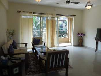 2 Bhk 112sqmt flat fully furnished for Rent in Porvorim, North-Goa.(35k)