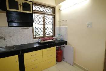 2 Bhk 79sqmt flat furnished for Rent in Calangute, North-Goa.(20K)