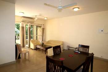 2 Bhk 115sqmt. flat fully furnished for Rent in Porvorim, North-Goa.(30K)