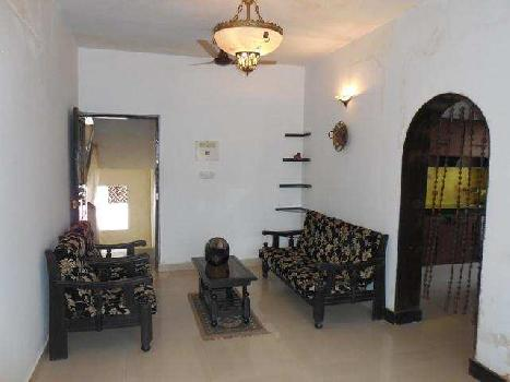 1 Bhk 60sqmt flat furnished for Rent in Taleigao, North-Goa.(16k)