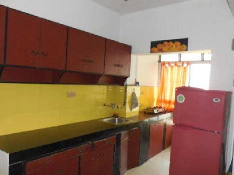 1 Bhk 60sqmt flat furnished for Rent in Taleigao, North-Goa.(18k)