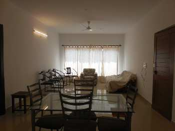 2 Bhk 103sqmt flat Semi-furnished for Rent in Salvador do Mundo, Porvorim, North-Goa.(17k)