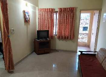 1 Bhk 60sqmt flat Semi-Furnished for Sale in Old-Goa, North-Goa.(30L)