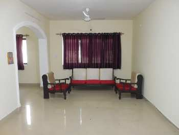 2 Bhk 100sqmt flat furnished for Rent in Porvorim, North-Goa.(17k)