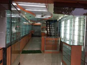 Shop 40sqmt Double Height for Rent in Porvorim, North-Goa. (60K)