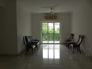 3 Bhk 133sqmt Semi-furnished Flat for Rent in Mapusa, North-Goa (22k)