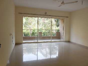 3 Bhk 160sqmt flat Semi-furnished for Rent in Porvorim, North-Goa. (30k)