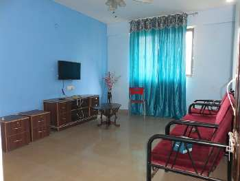 2 Bhk 99sqmt flat with Terrace for Rent in Porvorim, North-Goa. (18k)