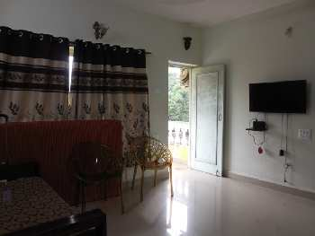 1 Bhk 62sqmt flat furnished for Rent in Anjuna, North-Goa. (15K)