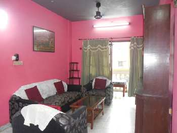 2 Bhk 100sqmt flat fully furnished for Rent in Porvorim, North-Goa. (25k)