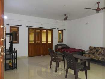 3 Bhk 150sqmt flat furnished for Rent in Porvorim, North-Goa. (25k)