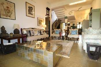 3Bhk Luxury Furnished Valley view Villa for Sale in Porvorim, North-Goa. (2.30Cr)