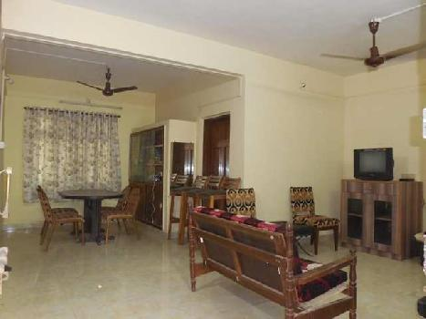 2 Bhk 110sqmt flat furnished for Rent in Porvorim, North-Goa. (20k)