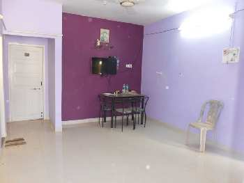 1 Bhk 61sqmt flat furnished for Rent in Porvorim, North-Goa.(14k)