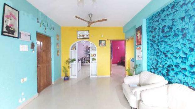 2 Bhk 104sqmt flat for Sale in Mapusa, North-Goa.(50L)