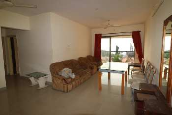 2 Bhk 104sqmt flat Riverview for Sale in Ribandar, North-Goa.(55L)