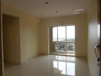 2 Bhk 104sqmt flat Unfurnished for Rent in Corlim, Old-Goa.(15k)