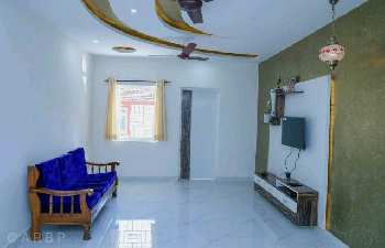 1 Bhk 70sqmt flat fully furnished in Calangute, North-Goa.(25k)