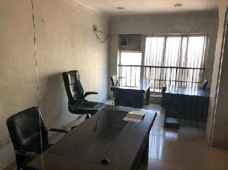 75sqmt Office Semi-furnished for Rent in Panjim, North-Goa.(25k)
