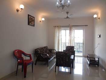 2 Bhk 109sqmt flat furnished for Rent in Duler-Mapusa, North-Goa (25k)