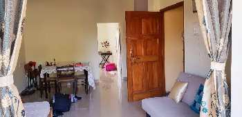 1 Bhk 65sqmt flat Furnished for Rent in Oxel-Siolim, North-Goa.(20k)