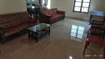 2Bhk House furnished for Rent in Saligao, North-Goa. (25k)