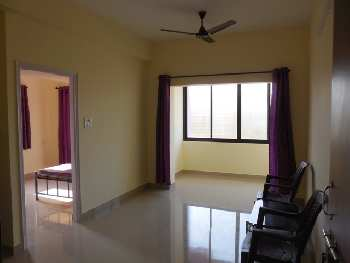 1Bhk 44sqmt flat for Rent in Kadamba plateau, Old-Goa, North-Goa.(10k)