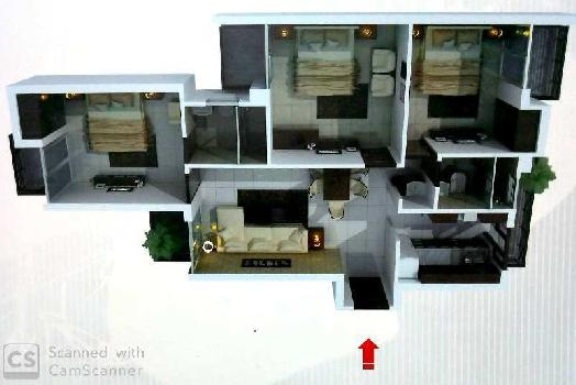 3 BHK Flats & Apartments for Sale in Kanth Road, Moradabad