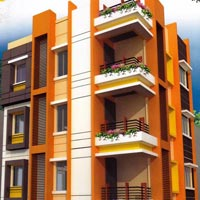 3BHK Residential Apartment in E M Bypass