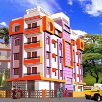 2bhk flat for sale in haltu