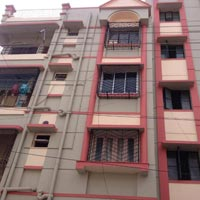2BHK flat in dhakuria