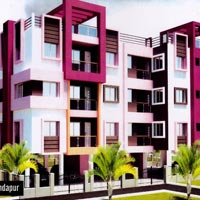 Apartment In E M Bypass