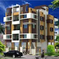 Flats for sale in e m bypass
