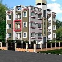 residential apartment in tagore park