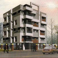 apartment in golpark, south kolkata