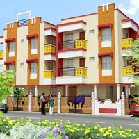 Flats for Sale in Garia