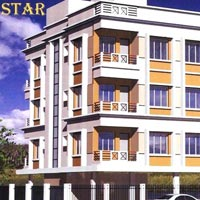 Apartment in Santoshpur