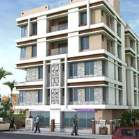 3 bhk flat at Kolkata