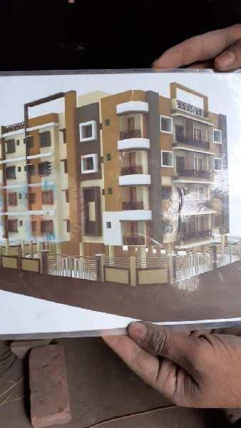 1270 sqft 3 bhk flat for sale